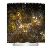 The Dance 3 Shower Curtain