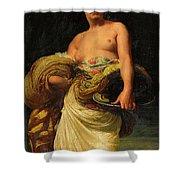 The Daughter Of Herodias, Salome Shower Curtain