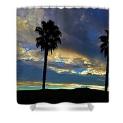 The Dawn Of A New Day 3 Shower Curtain