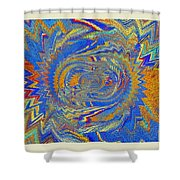 The Dawn Of Hope Shower Curtain
