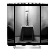 The Day Goes By - Dawn Til Dusk Shower Curtain