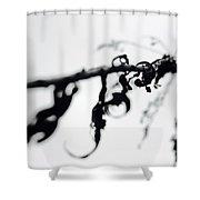 The Dead 177 Shower Curtain