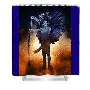 The Death Shower Curtain