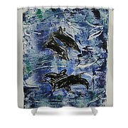 The Deep Sea Shower Curtain
