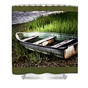The Dinghy Shower Curtain