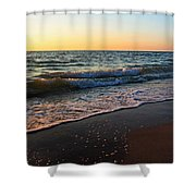 The Disappearance Of Responsibility Shower Curtain