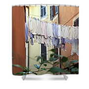 The Display Shower Curtain