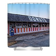 The Donut Shop No Longer 2, Niceville, Florida Shower Curtain