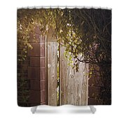 The Doorway Shower Curtain