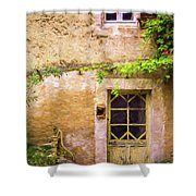 The Doorway To Provence Shower Curtain