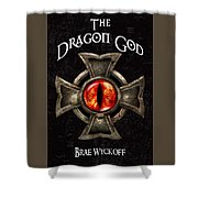 The Dragon God Shower Curtain