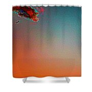 The Dragons Domain Shower Curtain