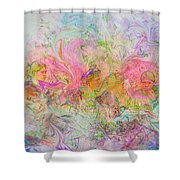 The Dreamers Shower Curtain