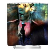 The Dreams Of Obama Shower Curtain