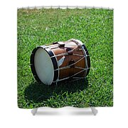 The Drum Shower Curtain