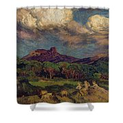 The Dryads Shower Curtain