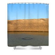 The Dunes Of Maspalomas 3 Shower Curtain