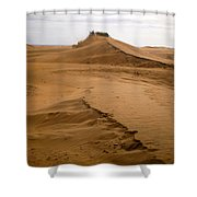The Dunes Of Maspalomas 4 Shower Curtain