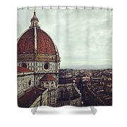 The Duomo Shower Curtain