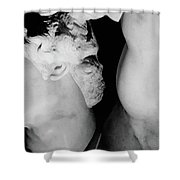 The Dying Slave Shower Curtain