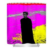 The Earrings Of Madame De... Shower Curtain by Eikoni Images