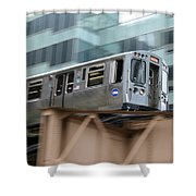 The El Shower Curtain