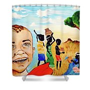 The Elixir Of Life Shower Curtain