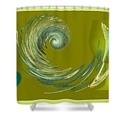 The Elixir Of Love Shower Curtain