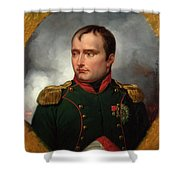 The Emperor Napoleon I Shower Curtain