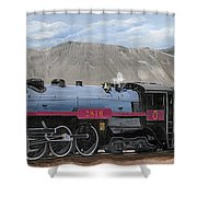 The Empress Shower Curtain