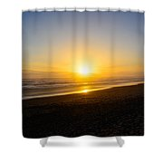 The End Of Days Shower Curtain