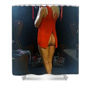 The Essence Of Charlotte Shower Curtain