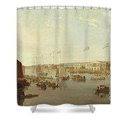 The European Factories - Canton Shower Curtain