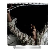The Exorcism Shower Curtain