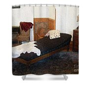 The Fainting Couch Shower Curtain