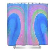 The Fairy Shower Curtain