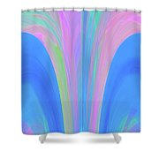 The Fairytale Shower Curtain