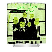 The Fall - Live 1979 Shower Curtain