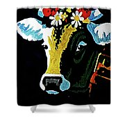 The Farmer's Favorite Shower Curtain