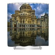 The First Church Of Christ Scientist Shower Curtain