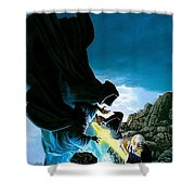 The First King Of Shannara Keith Parkinson Shower Curtain