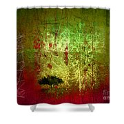 The First Tree Shower Curtain
