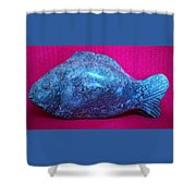 The Fish Shower Curtain