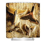 The Fishermans Tale Shower Curtain