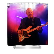 The Flaming Infidels Falmouth Week 22 Shower Curtain