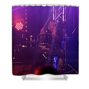 The Flaming Infidels Falmouth Week 30 Shower Curtain