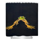 The Floater Shower Curtain