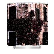 The Flower Shop Malta Shower Curtain