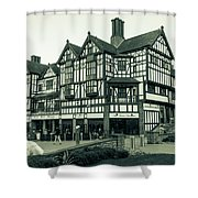 The Flying Standard Coventry Shower Curtain