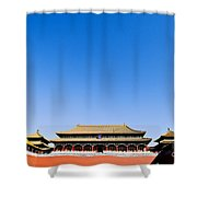 The Forbidden City Shower Curtain